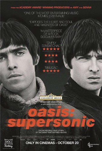 Oasis Super Sonic 00