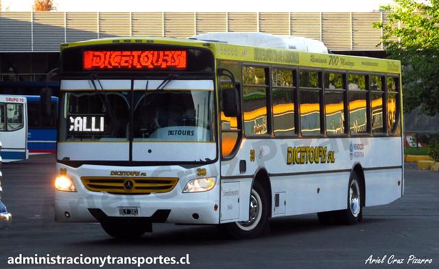 Dicetours (Mendoza) | Italbus Bello - Mercedes Benz