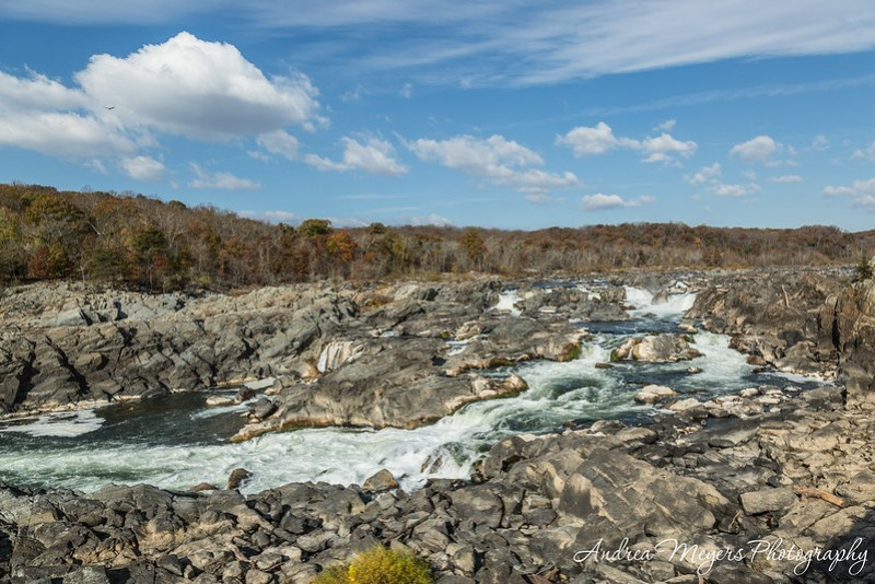 Great Falls, from Maryland side