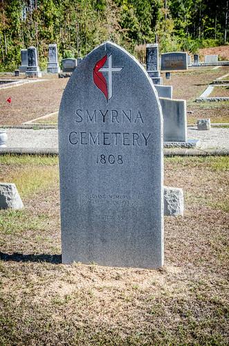 Smyrna Methodist Church Cemetery-002