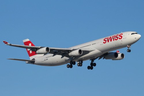 Swiss International Air Lines | Airbus A340-300 @ GRU