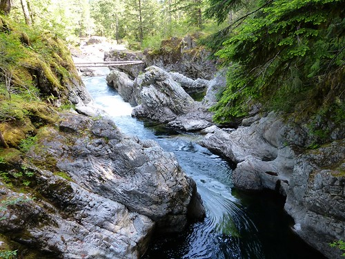 Things to do on Vancouver Island: Little Qualicum Falls Provincial Park