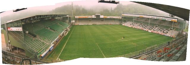 Dreisamstadion, Freiburg