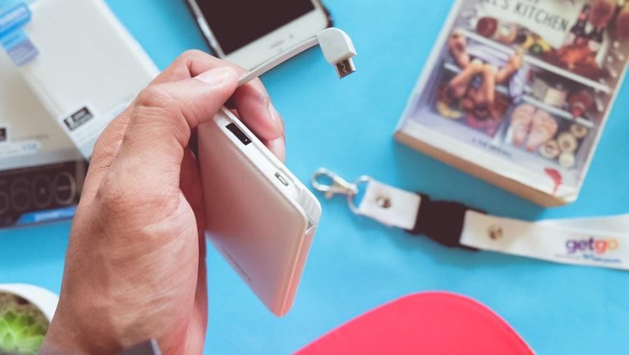 Veger V58 5,600mah PowerCard