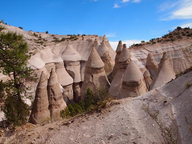 Tent Rocks National Monument & Rocks National Monument