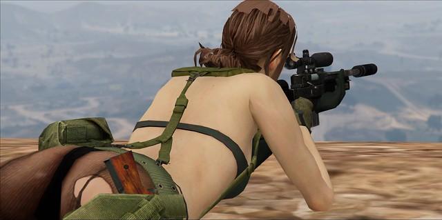 GTA 5 Quiet Mod