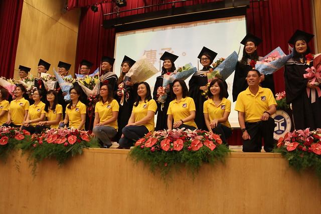 畢業生在校生傳承