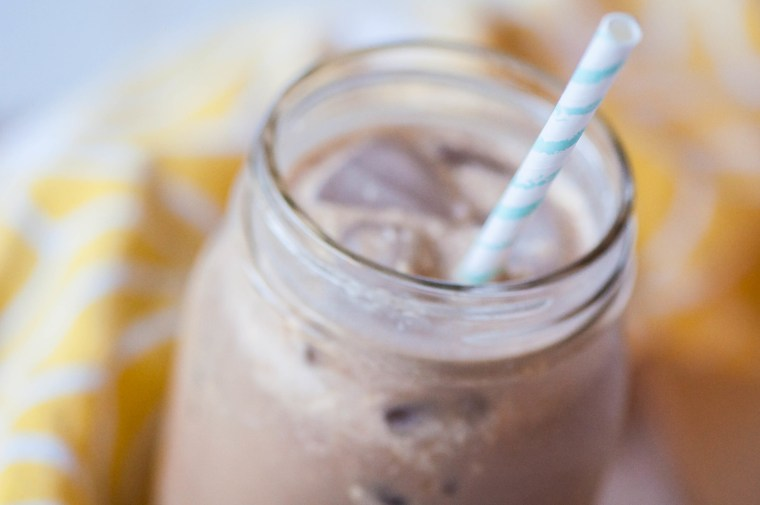Creamy Coconut Iced Coffee 2