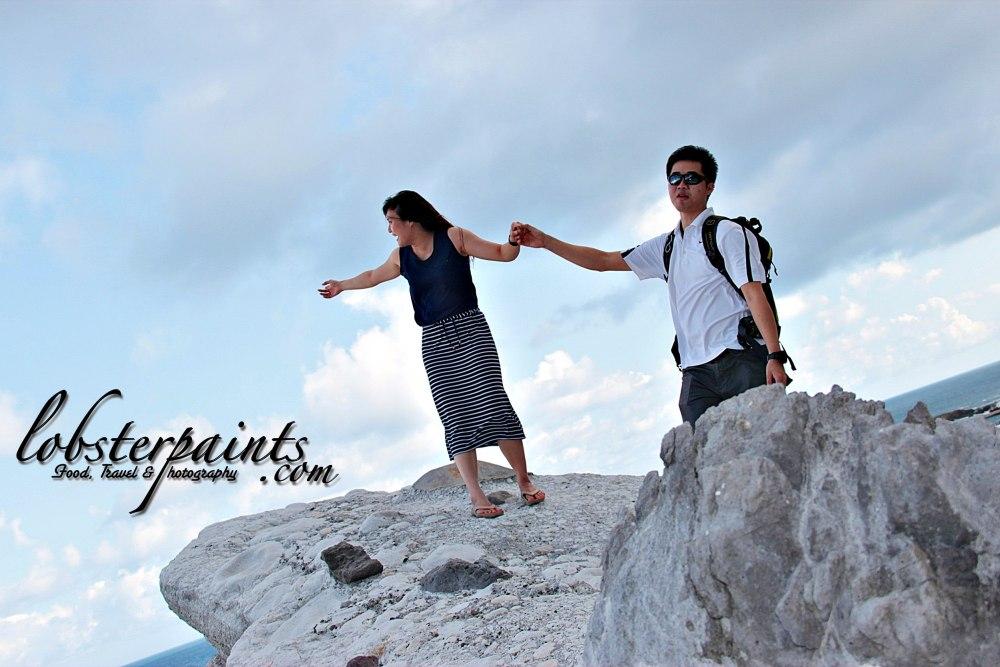 14 September 2012: Shitiping Campground 石梯坪 | Hualien, Taiwan