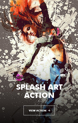 Mix Oil Painting Photoshop Action - 27
