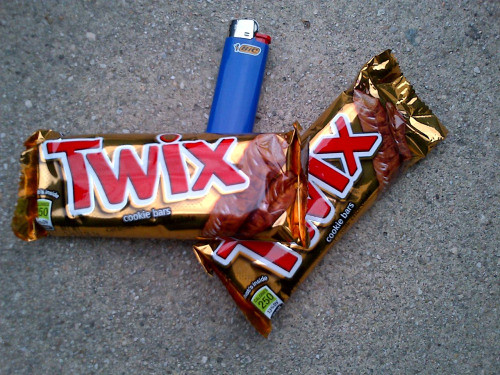 smoking twix to get high