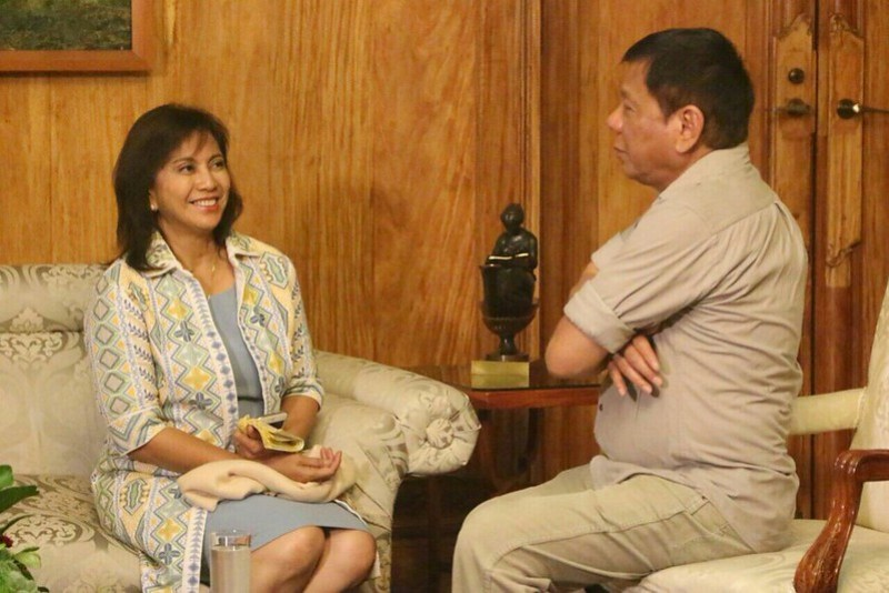 Leni and Duterte