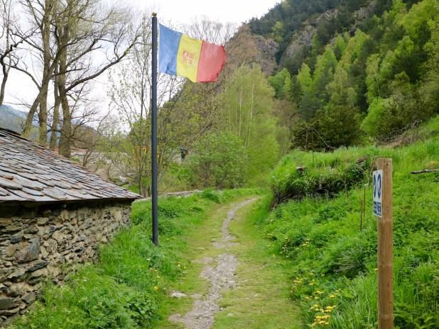 Ruta del Ferro en Andorra