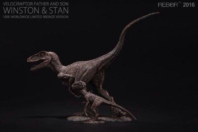 08 Raptor Rebor 2016 'Winston' e 'Stan'
