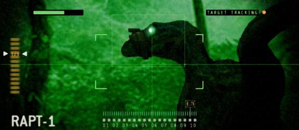 JurassicWorld_raptorscreen_Infrared1 por Seth Engstrom