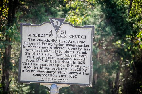Generostee ARP Church and Cemetery-002