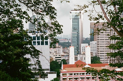 Kuala Lumpur from Bukit Bintang