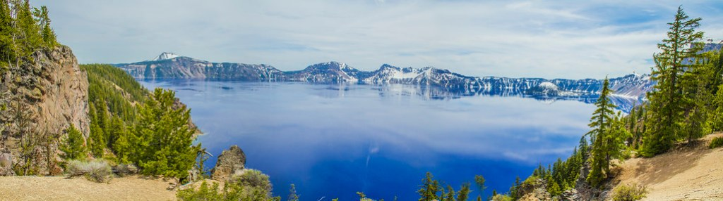 Cleetwood Cove Trail - Crater Lake National Park