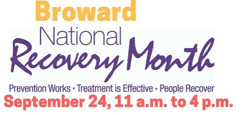 Broward Recovery Month