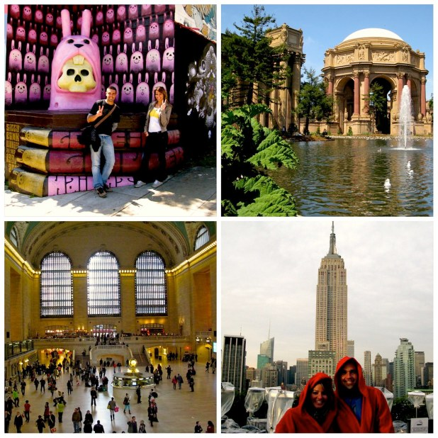 Nueva York o San Francisco