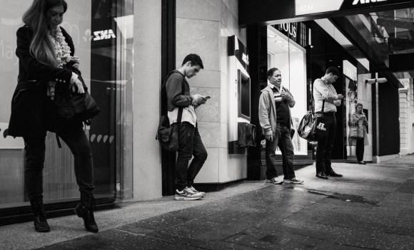 Waiting - Auckland - 2015