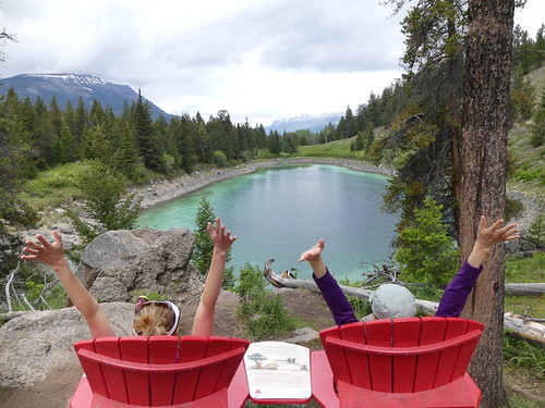 Things to do in Banff and Jasper: Valley of the Five Lakes