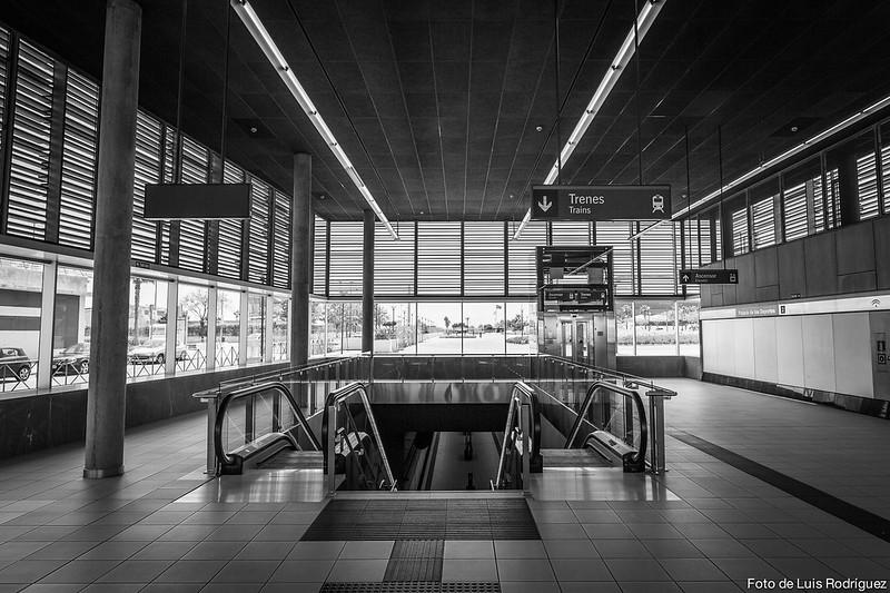 Visita al Metro de Málaga-64