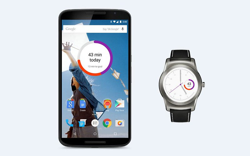 Android Wear Google Fit