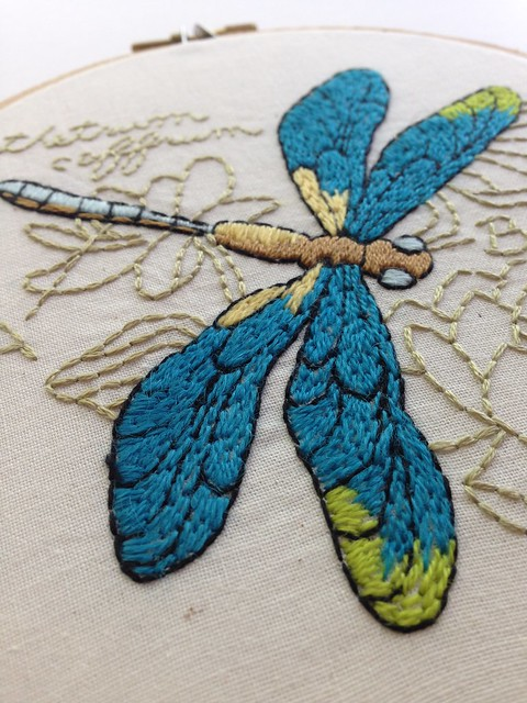 dragonfly - Flying Menagerie @ Urban Threads