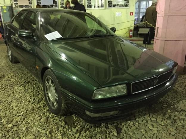 Maserati Quattroporte The fourth generation