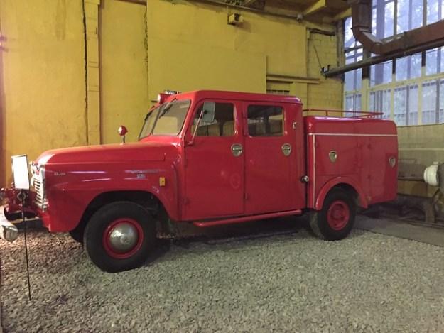 International Harvester B-120, 1960