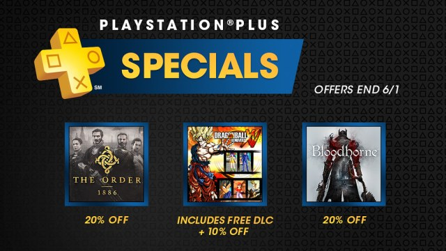 PlayStation Plus Specials