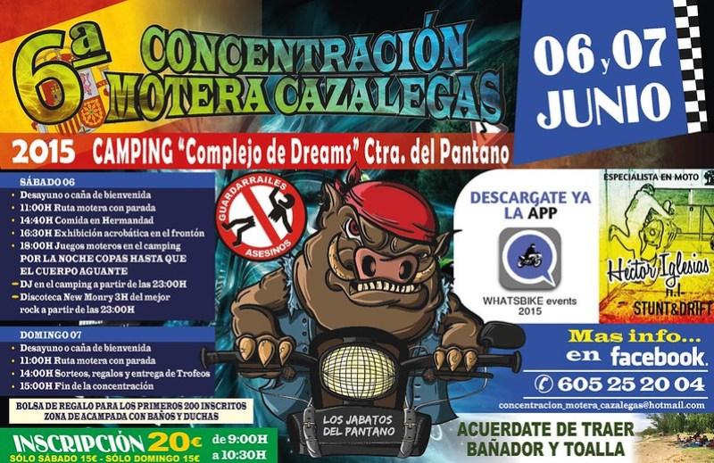 6ª Concentración Cazalegas - Toledo