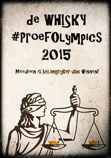 Whisky Proefolympics 2015 ... Let the Games Begin!