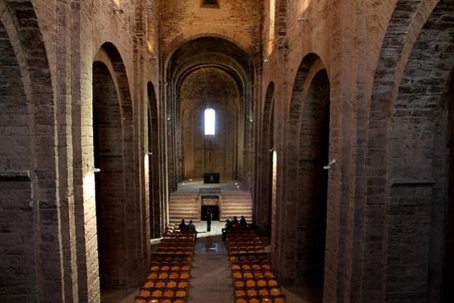 Iglesia del Castillo de Cardona