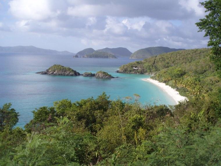 St. John - Trunk Bay