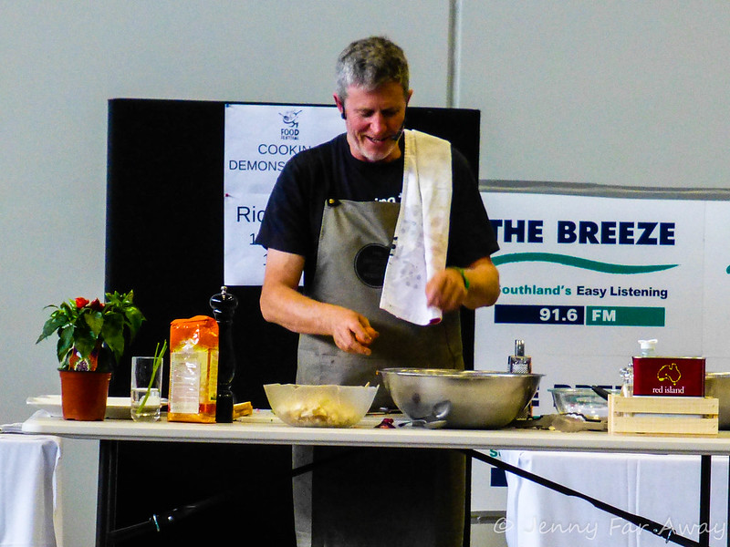Southern Wild Food festival
