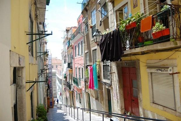 Bairro Alto, Lisbon, Portugal | No Apathy Allowed