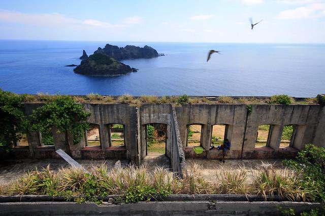 Cape Engaño Lighthouse, Palaui Island