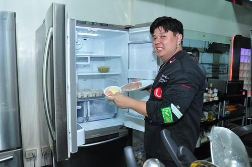 Chef Ernest Gala