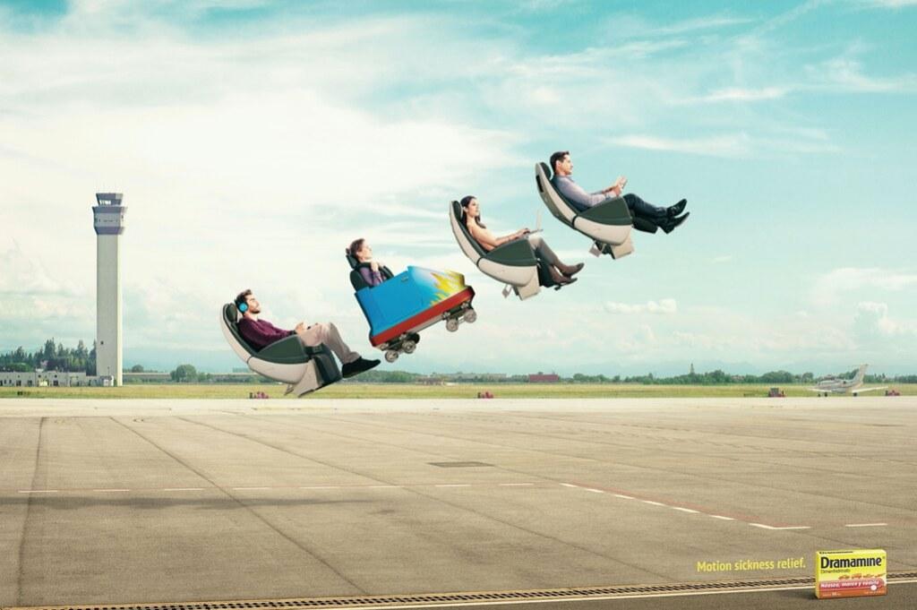 Dramamine - Airplane