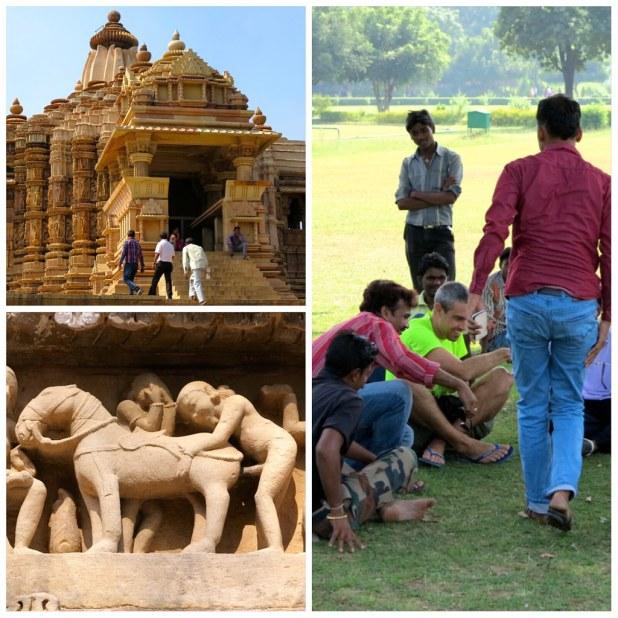 Templos Khajuraho India