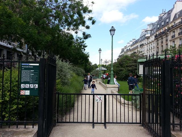 Promenade Pereire
