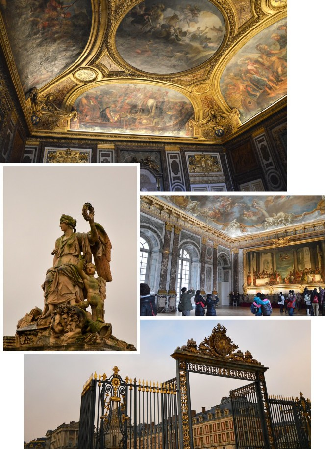 Versailles Palace, Château de Versailles, travel, photography, interior, architecture