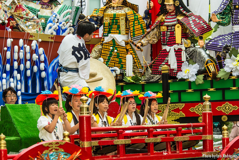 Festival Sansha Taisai de Hachinohe-20