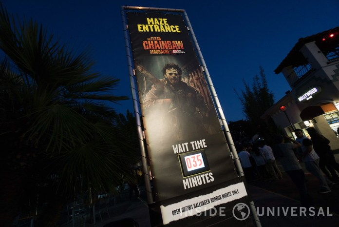 The Texas Chainsaw Massacre (2016) - Halloween Horror Nights at Universal Studios Hollywood