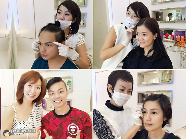 Allure Beauty Saloon Celebrities