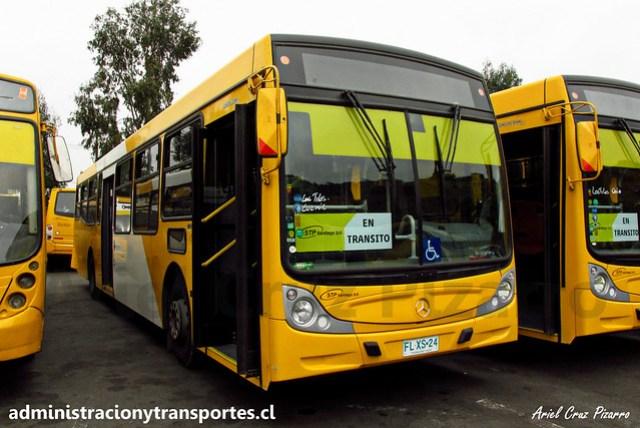 Transantiago 712 | STP Santiago | Caio Mondego H 13.2 - Mercedes Benz / FLXS24