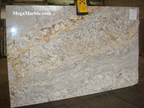 White Spring Granite Slab