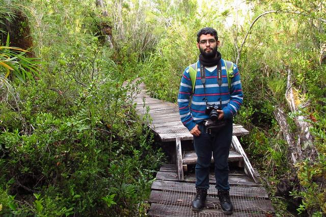 Ariel Cruz Pizarro & Parque Nacional Chiloé